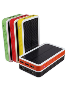 Power bank solar mobile